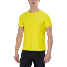 asics SS Top Løbe T-shirt Herrer gul